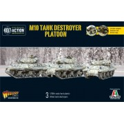 Bolt Action - M10 Tank Destroyer Platoon pas cher
