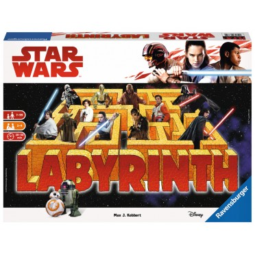 Star Wars Labyrinth VII