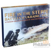 Panzer Grenadier - Fire in the Steppe