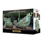 Age of Sigmar : Décors - Etheric Vortex Gloomtide Shipwreck