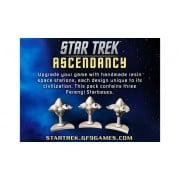 Star Trek : Ascendancy - Ferengi Starbases Pack
