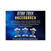 Star Trek : Ascendancy - Klingon Starbases Pack