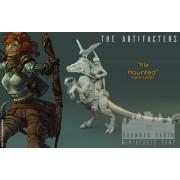 Drowned Earth: Nix, Mounted Artefacter Leader