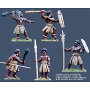 Melanesian Island Warriors 3 pas cher