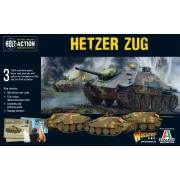 Bolt Action - Hetzer Zug