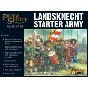 Pike & Schotte - Landsknecht Starter Army