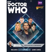 Doctor Who - Ninth Doctor & Companions