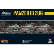 Bolt Action - Panzer III Zug