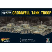 Bolt Action - Cromwell Tank Troop