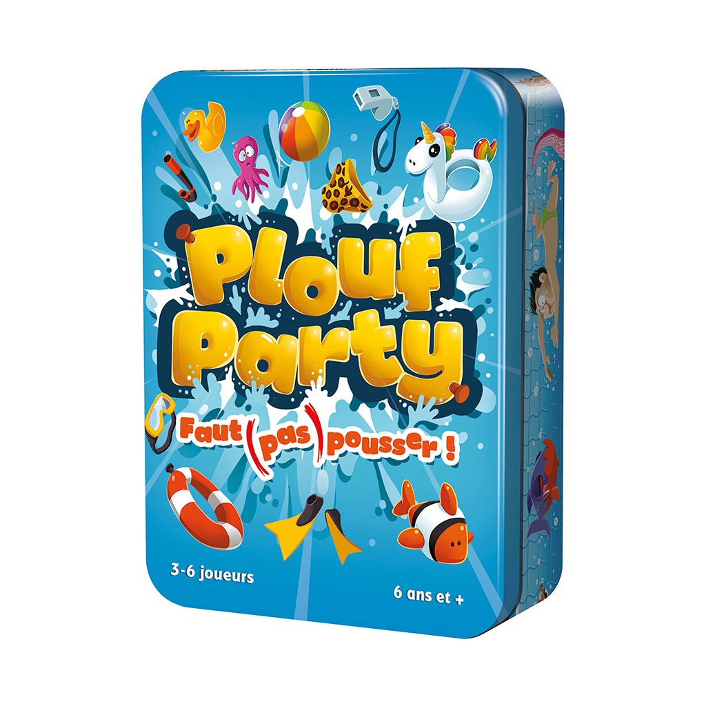 [2018] Vendredi 3 août : Plouf (14 j  ???) Plouf-party