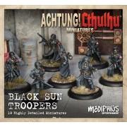 Achtung Cthulhu Skirmish: Black Sun Troopers
