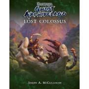 Frostgrave: Ghost Archipelago-Lost Colossus
