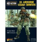 Bolt Action - US Airborne Squad (Winter)