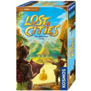 Lost Cities - Mitbringspiel