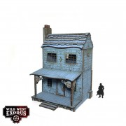 Wild West Exodus - Red Oak Town House