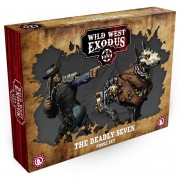 Wild West Exodus - The Deadly Seven Posse