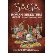 Saga - Déserteurs Romains