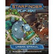 Starfinder - Flip Mat : Urban Sprawl