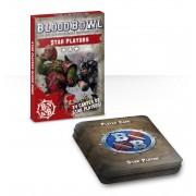 Blood Bowl : Accessoires - Star Players Cards pas cher
