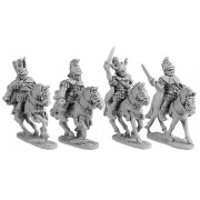 Mounted Macedonian Generals pas cher