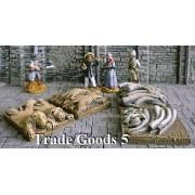 Trade Goods F Ivory Bones Furs Skins pas cher