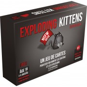 Exploding Kittens : NSFW Edition pas cher