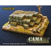 Ammunition dump + small base pas cher