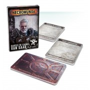 Necromunda : Underhive - Van Saar Gang Cards pas cher