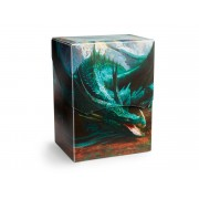 Dragon Shield Deck Shell - Art Cor (Mint) pas cher