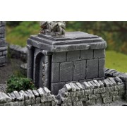 Ziterdes: Tombs of darkness, 2pcs pas cher