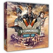 V-Commandos - Extension Resistance pas cher