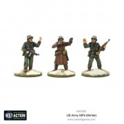 Bolt Action - US Army MPs (Winter)