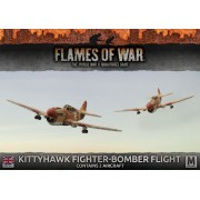 Flames of War: Kittyhawk Fighter-Bomber Flight
