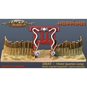 Camp Spartiate (120mm x 40mm) pas cher
