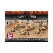 Flames of War: 90th Light Africa Division