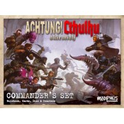 Achtung Cthulhu Skirmish: Commander's Set pas cher