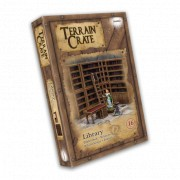 TerrainCrate: Library pas cher