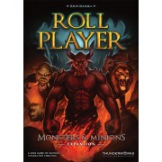 Roll Player - Monsters & Minions Expansion pas cher
