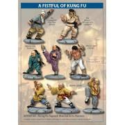 Kung Fu Squad: Martial Arts Heroes