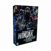 Valiant Card Game - Ninjak vs. The Valiant Universe