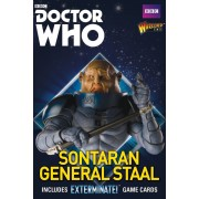 Doctor Who - Sontaran General Staal