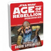 Star Wars - Age of Rebellion : Droid Specialist Specialization Deck