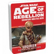 Star Wars - Age of Rebellion : Engineer Signature Abilities Deck