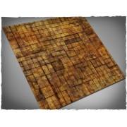Terrain Mat Cloth- Underhive - 90x90