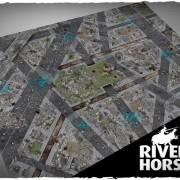 Game mat – Pacific Rim (mousepad)