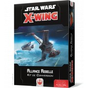 X-Wing - Le Jeu de Figurines - KIt de Conversion Alliance Rebelle