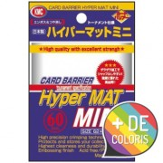 KMC Small Sleeves - Hyper Mat (x60)
