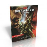 Dungeons & Dragons 5e Éd - Tomb of Annihilation