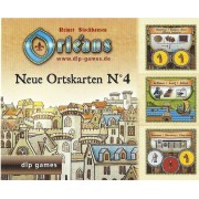 Orléans - Neue Ortskarten Nr. 4