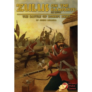 Zulus on the Ramparts !
